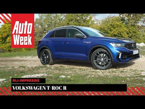 Volkswagen T-Roc R - AutoWeek Review