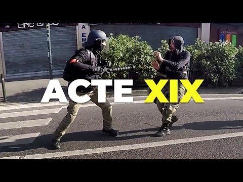 #GILETSJAUNES : ACTE 19 — TOULOUSE (POV PHOTOGRAPHE)