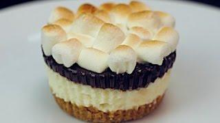 Smores Cheesecakes