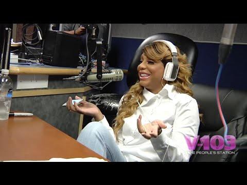 Tamar Braxton + Adrienne Bailon Discuss The Ins And Outs Of 'The Real' - The RCMS