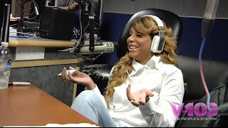 Tamar Braxton + Adrienne Bailon Discuss The Ins And Outs Of