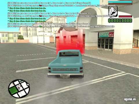 HƯỚNG DẪN CƠ BẢN CHƠI GTA SA ONLINE [Rgame.vn]