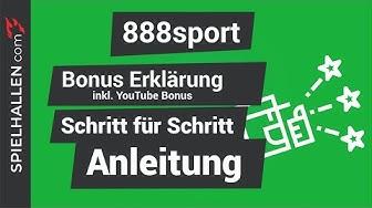 🇩🇪 888sport Bonus 🤔: 10 Tipps für erfolgreiche Sportwetten!🔥