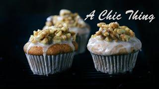 Pumpkin Muffins Recipe, Pumpkin Walnut Muffins, كعك اليقطين