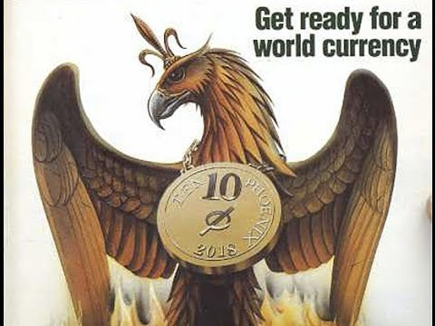 "The ""Phoenix"" New World Currency Revealed"