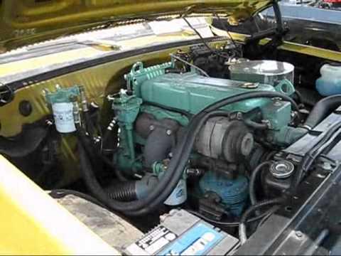 Detroit Diesel Powered Chev