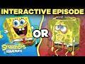 Help SpongeBob Get to Work On Time! ⏰ Interactive Episode Bikini Bottom Adventures