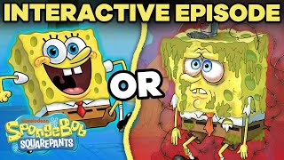 Help SpongeBob Get To Work On Time! ⏰ (Interactive Episode) | Bikini Bottom Adventures