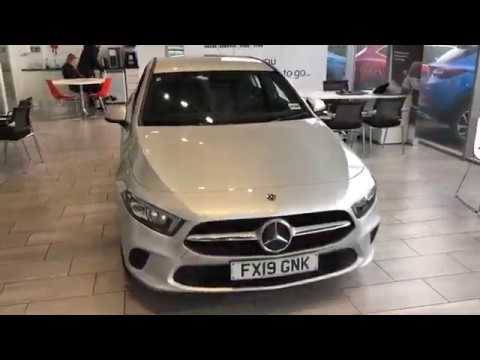 2019 19 Mercedes A-Class A180 Sport Executive 5dr with Nav For Sale at Thame Cars