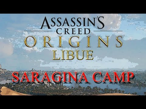 Assassin's Creed: Origins | Saragina Camp | Libue | Xbox One X