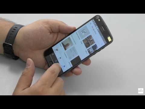 Знакомство с Moto Z2 Play
