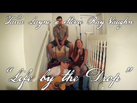 """Tarra Layne x Stevie Ray Vaughn - """"Life by the Drop"""" (Songs from the Stairs Session)"""
