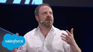 Humans or Machines? — Salesforce Design Leadership Conference 2016