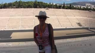 Estádio Panatenaico Atenas - Magu pelo Mundo