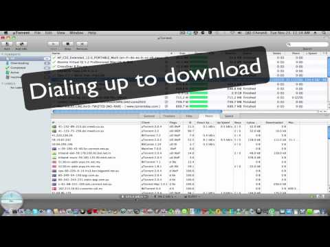 How To Make Your  UTorrent FASTER 12x MAC