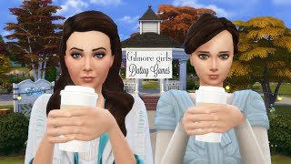 The Sims 4 | Gilmore Girls Dating Games | Part 1 | Meet Stars Hollow!