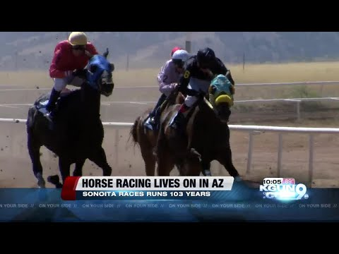 Horse racing to live on in Arizona