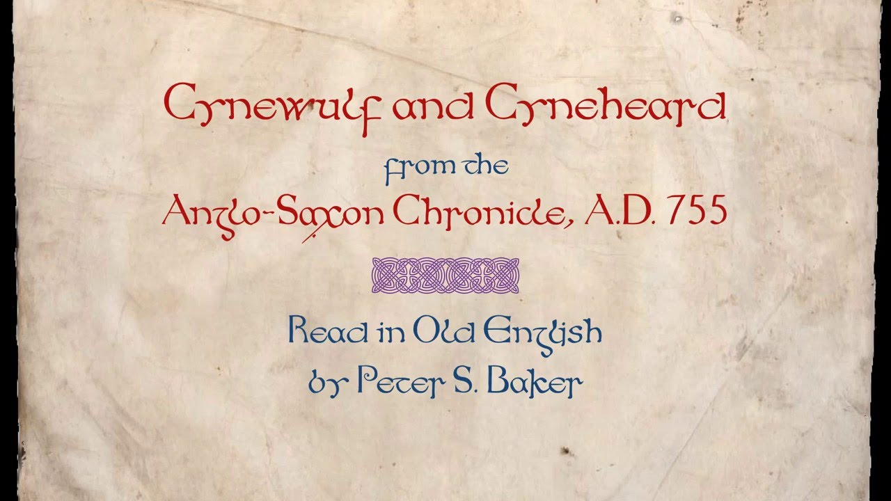 comment and translation cynewulf and cyneheard katharina m Cyneheard with his men surrounded cynewulf, who fought bravely and wounded cyneheard before himself being slain when the king's thanes that were behind heard in the morning that the king was slain, they rode to the spot, osric his aldorman, and wiverth his thane, and the men that he had left.