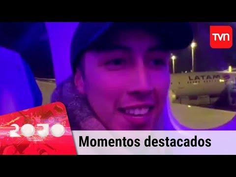 Juan Ángel Ya Está En Nueva York Para Grabar Su Primer Disco | Rojo