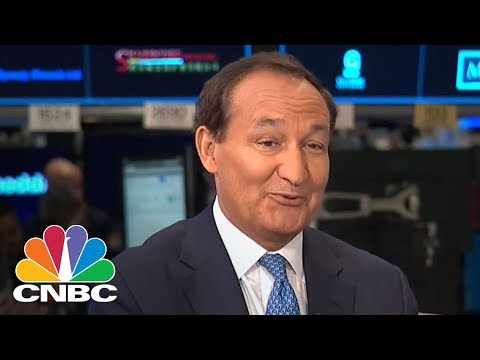 United CEO Oscar Munoz: Airline Industry Has Been Improving   CNBC