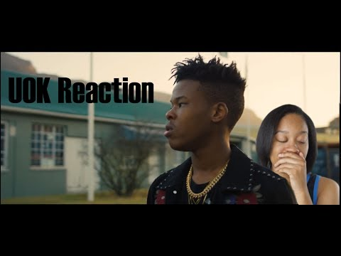 Nasty C- UOK (Official Music Video) Reaction | GABBIreACTS