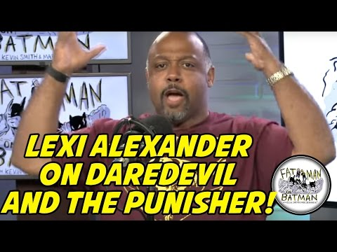 LEXI ALEXANDER ON DAREDEVIL AND THE PUNISHER!