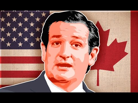 Ted Cruz May Not Be Eligible For President...