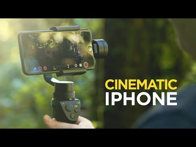 3 TOP iPhone Cinematography Tips For BEGINNERS
