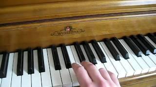 Grand Fonic Hymn on Piano