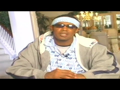 Master P (The Making Of The ''Souljas'' Music Video)