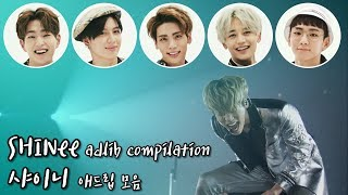 """After removing chorus vocal"" SHINee ad-lib compilation Part 2"