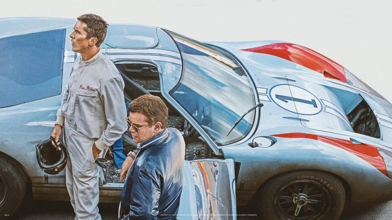 Soundtrack 32 Shooting Star Ford V Ferrari 2019 Youtube