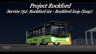 Go-ahead Roblox| service 752 | Rockford int - Rockford loop (loop)|