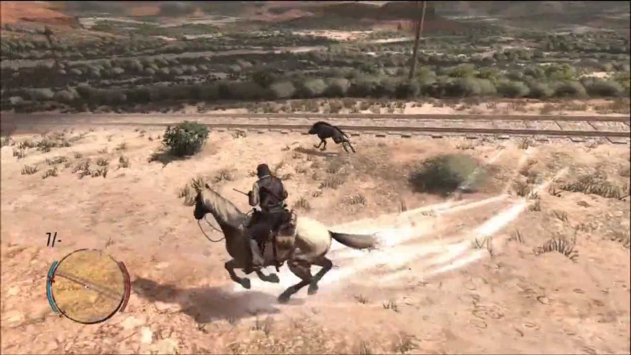 Where Is The Chupacabra In Red Dead Redemption Undead Nightmare: Red Dead Redemption Undead Nightmare- Chupacabra