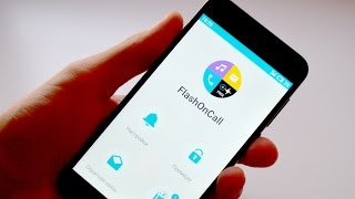 Включаем вспышку при звонке и смс на Android
