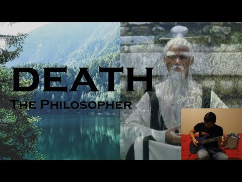 Death - The Philosopher - Individual Thought Cover
