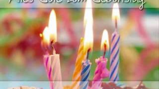 Für Otto die Wise Guys mit Happy Birthday
