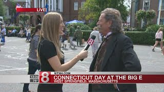 Connecticut Day celebrated Wednesday at The Big E