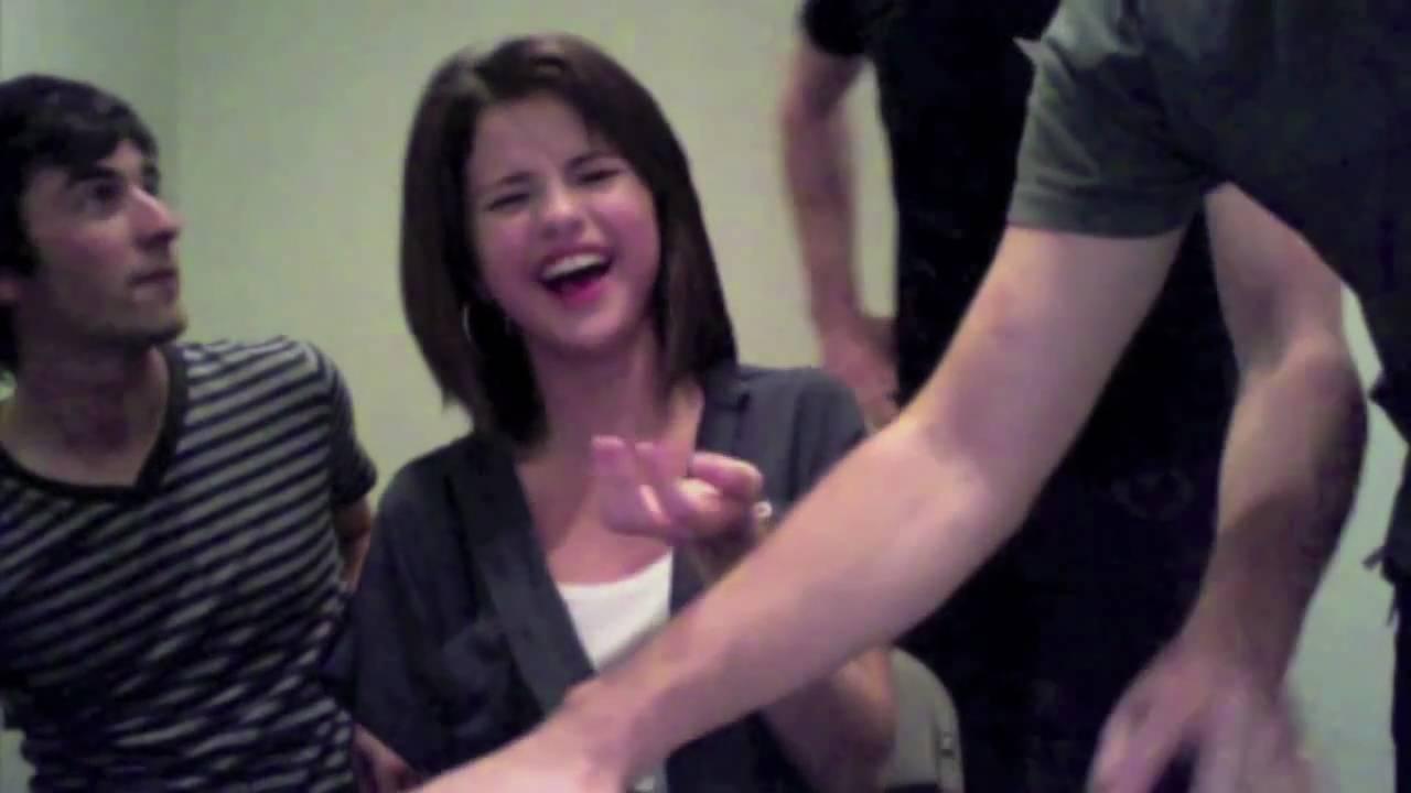Is Selena Gomez Ticklish