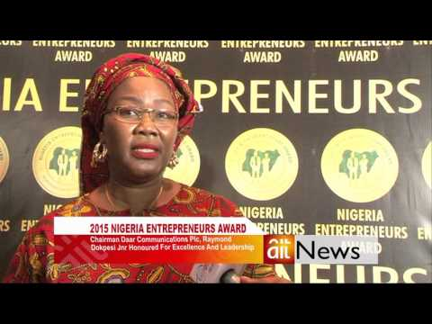 2015 Nigeria Entrepreneurs Award