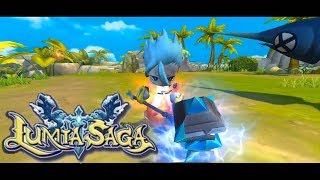 Lumia Saga CUTEST Gameplay! | 3D open-world MMORPG |