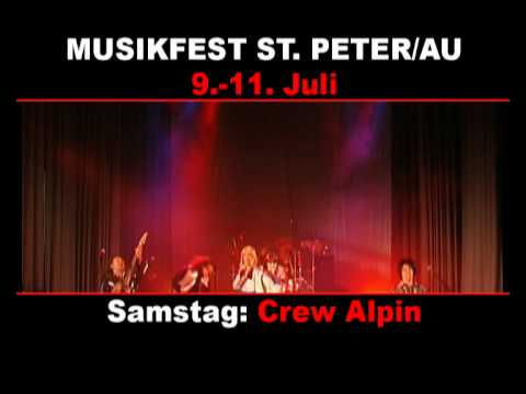 TV-Spot Musikfest St. Peter/Au 2010