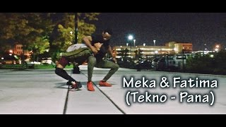 Tekno - Pana (Official Video) | Meka & Fatima Dance Choreography