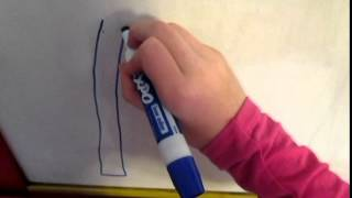 Td: how to draw a horse rearing up