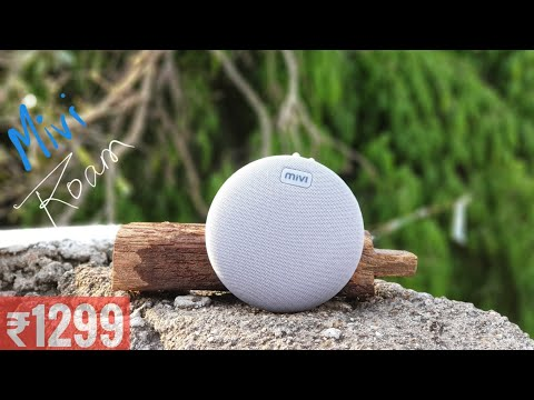 Mivi Roam Bluetooth Speaker. [Unboxing & Review ]