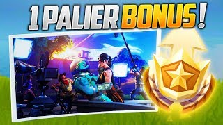 TIP FOR A FREE BONUS PALIER EVERY WEEK ON FORTNITE!