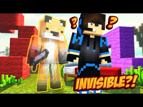 The Invisible 4v4v4v4 Comeback! - Minecraft Bed Wars Beta