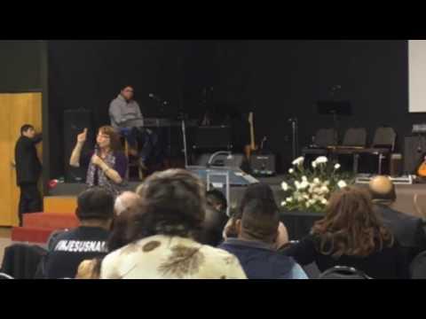 Ministerios Shalom TX USA Live Stream