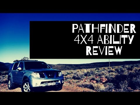 R51 Nissan Pathfinder 4x4  Review
