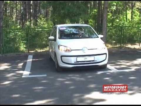 Volkswagen Up! - Test Review Motorsport Magazin by Vladimir Sestovic
